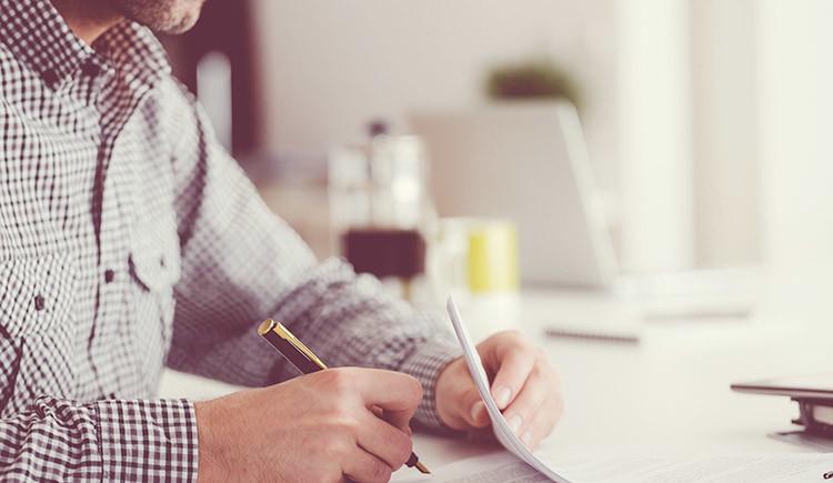 Juridisk hjälp - att skriva företagsavtal